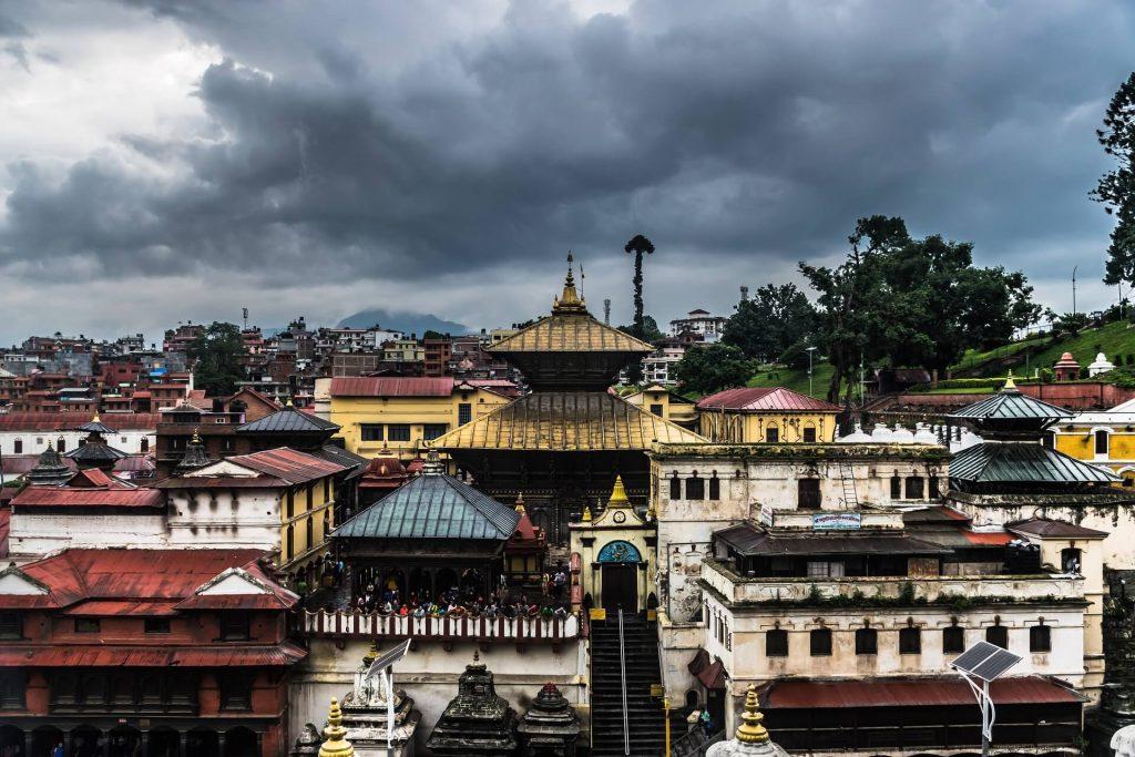 Pashupatinath Temple, kathmandu Nepal