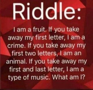 Are you #intelligent ? Answer this #riddle . #riddler #riddlemethis #students #quizinstagram #instariddles #instariddler #beautifullady